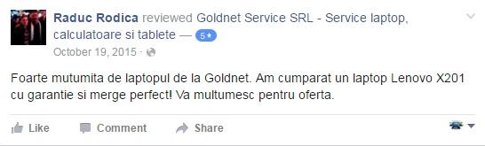 pareri clienti laptop second hand Goldnet