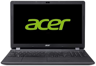 LAPTOP SH Acer Aspire ES1-512, Intel Celeron N2840 2.16GHz,4GB RAM, 320GB HDD, 15.6""