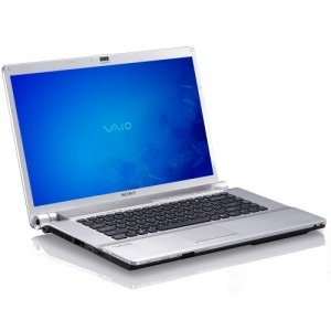 Laptop SH Sony Vaio VGN-FW11E, Intel Core2 Duo P8400 2.26 Ghz, Ram 4 GB, HDD 250 GB, 16""
