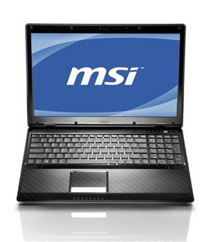 Laptop SH Msi cr620, i5 M460 2.53 ghz , hdd 320gb, 4gb ram , 15""