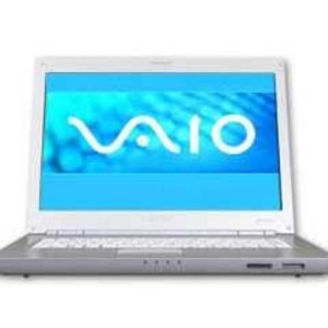 Laptop SH Sony Vaio VGN-N38M, Intel T5300 1.73 Ghz, hdd 320gb, 3gb ram, HDD 160GB, 15""