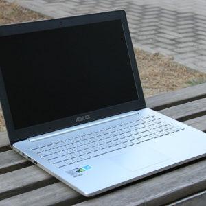 "Laptop SH Asus UX501J, i7-4720hq, ram 12gb ddr3, ssd 256 gb, Gforce GTX960M, touchscreen, 15"""