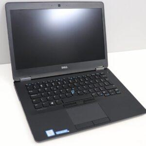 "Ultrabook Dell Latitude E7470 Intel I5-6300u 2.4ghz memorie ram 12gb ddr4 ssd m.2 256gb 14"" HD+"
